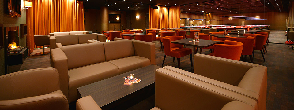 Orange Club Lounge in Berlin